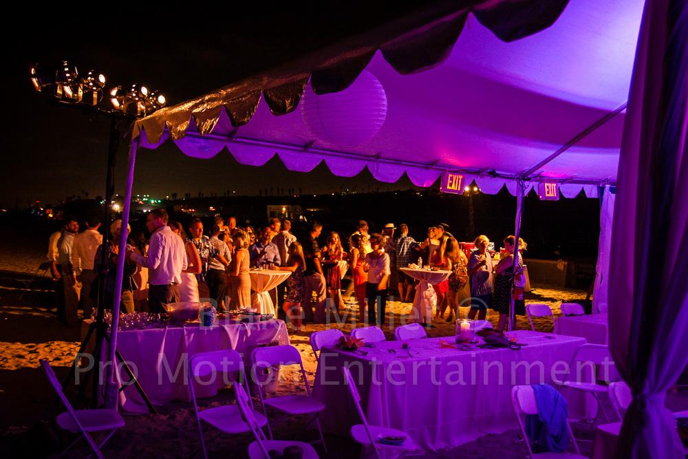 Wedding And Event Wash Fill Lighting Uplighting