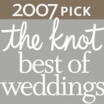 "2007 TheKnot's ""Best Of"" Award"