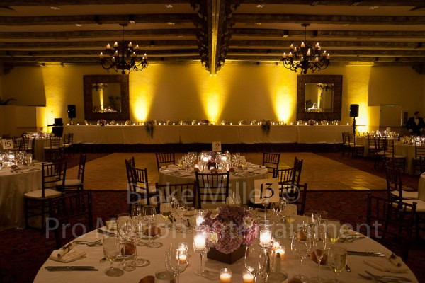 San Diego Wedding Uplighting Image (10)