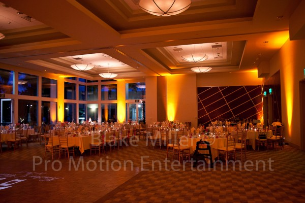San Diego Wedding Uplighting Image (9)