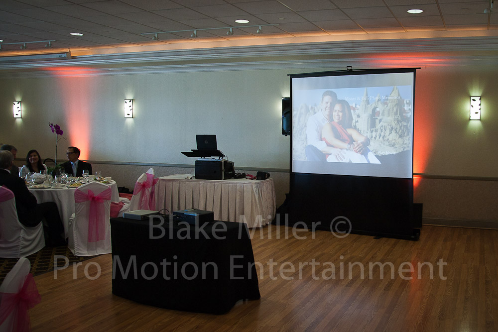 Video Projection Rentals Services