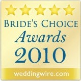 2010 Wedding Wire Bridal Choice Awards