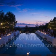 Nate & Michelle with Rancho Santa Fe Style