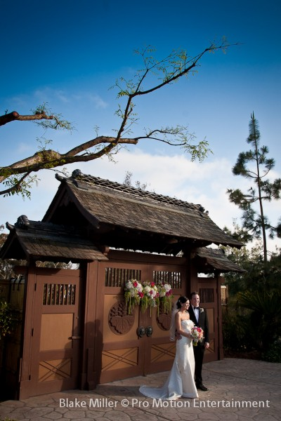 Japanese Friendship Garden Wedding Pictures (2)