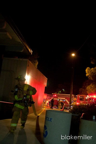 Mira Mesa College Shed Fire Image (3)