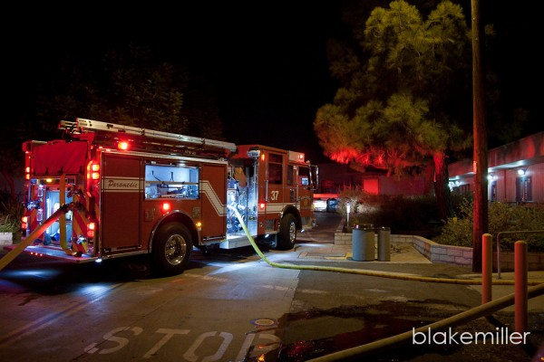 Mira Mesa College Shed Fire Image (8)