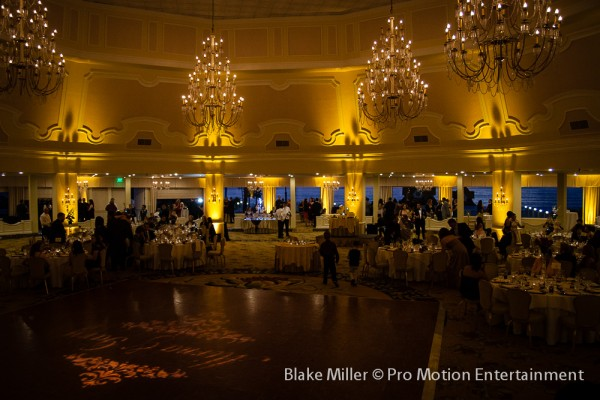 Hotel Del Coronado Wedding Lighting (12)