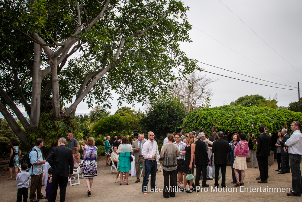San Diego Botanic Gardens Wedding Pictures
