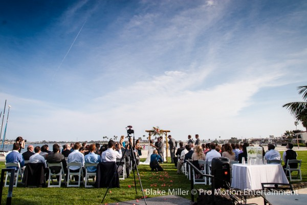 San Diego Catamaran Wedding Image (2)