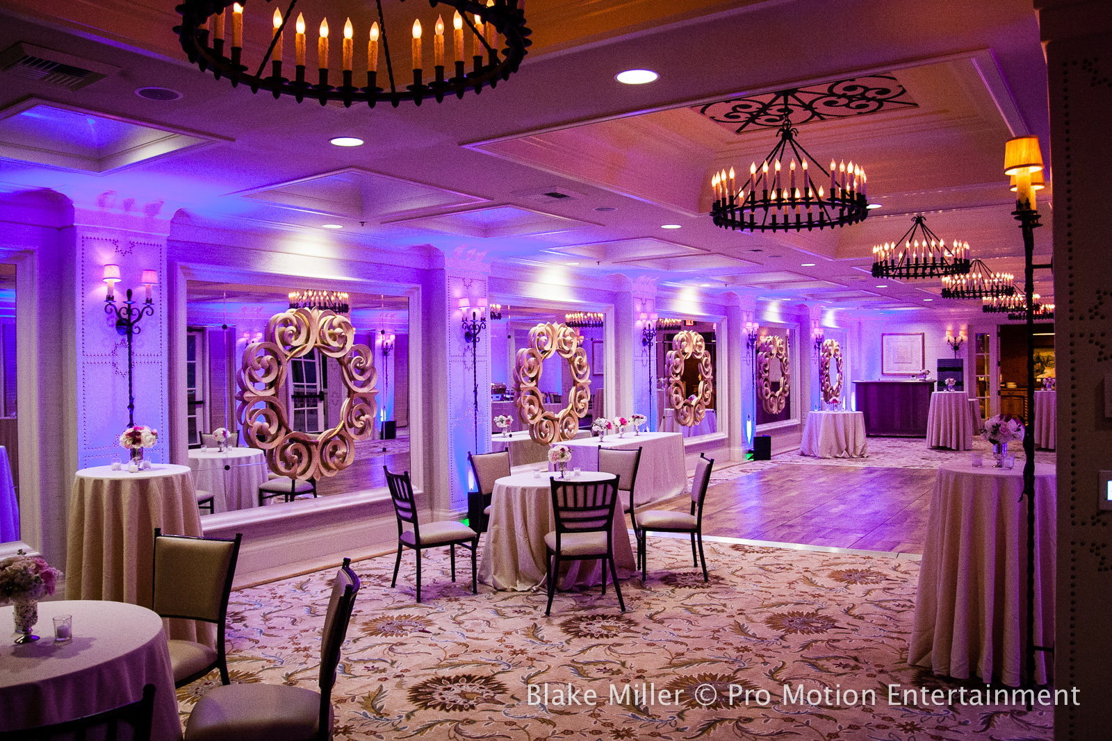 Rancho-Valencia-Wedding-Lighting