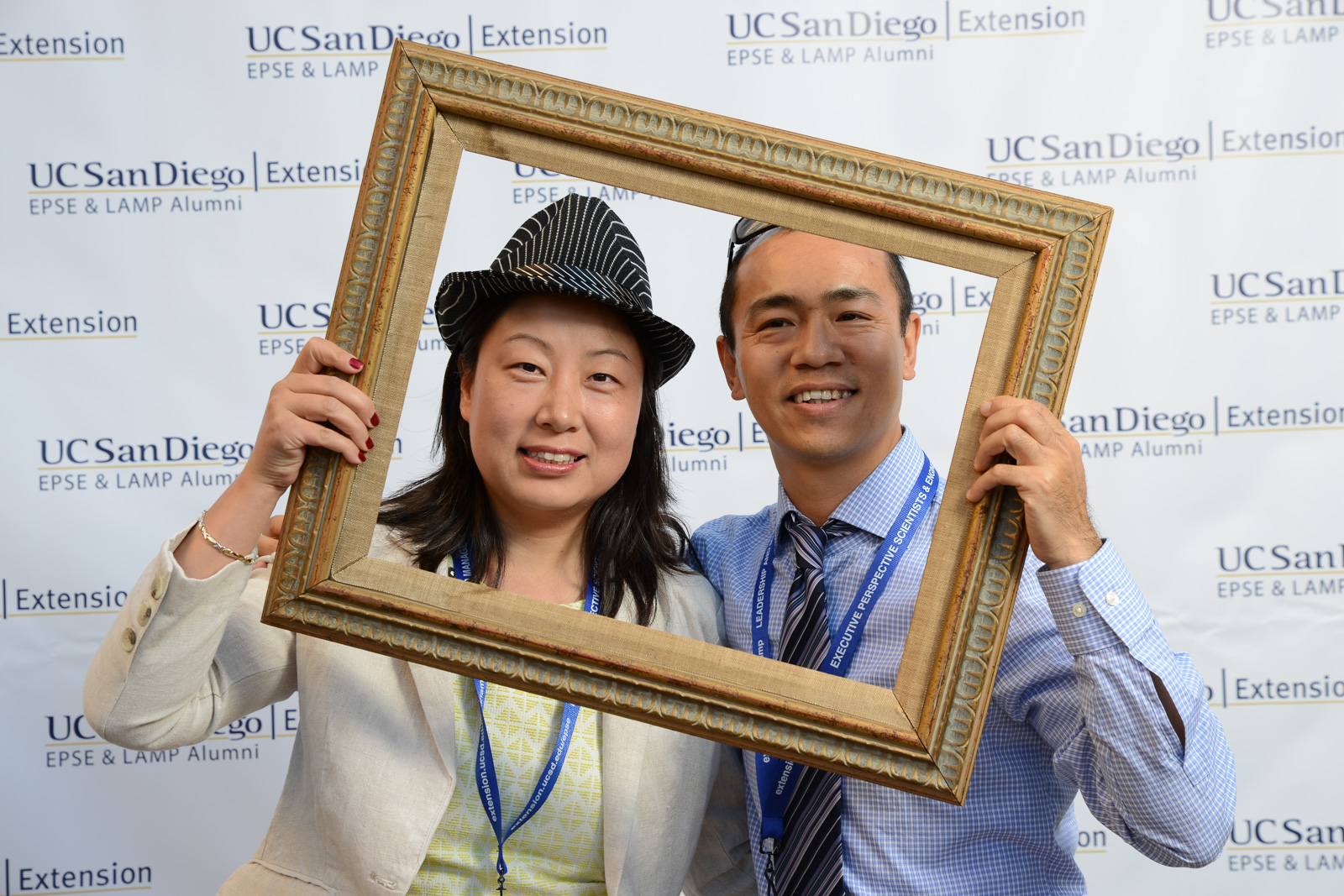 2015 EPSE-LAMP Graduation Photobooth