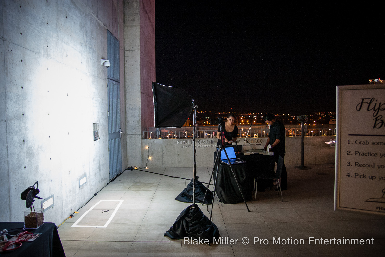 San-Diego-Public-Library-Wedding-DJ-Lighting