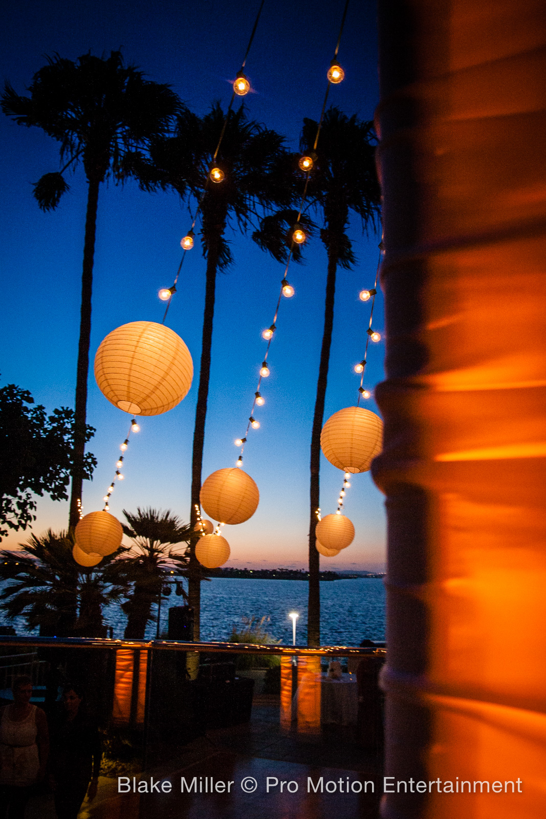 Loews-Coronado-Wedding-DJ-Lighting