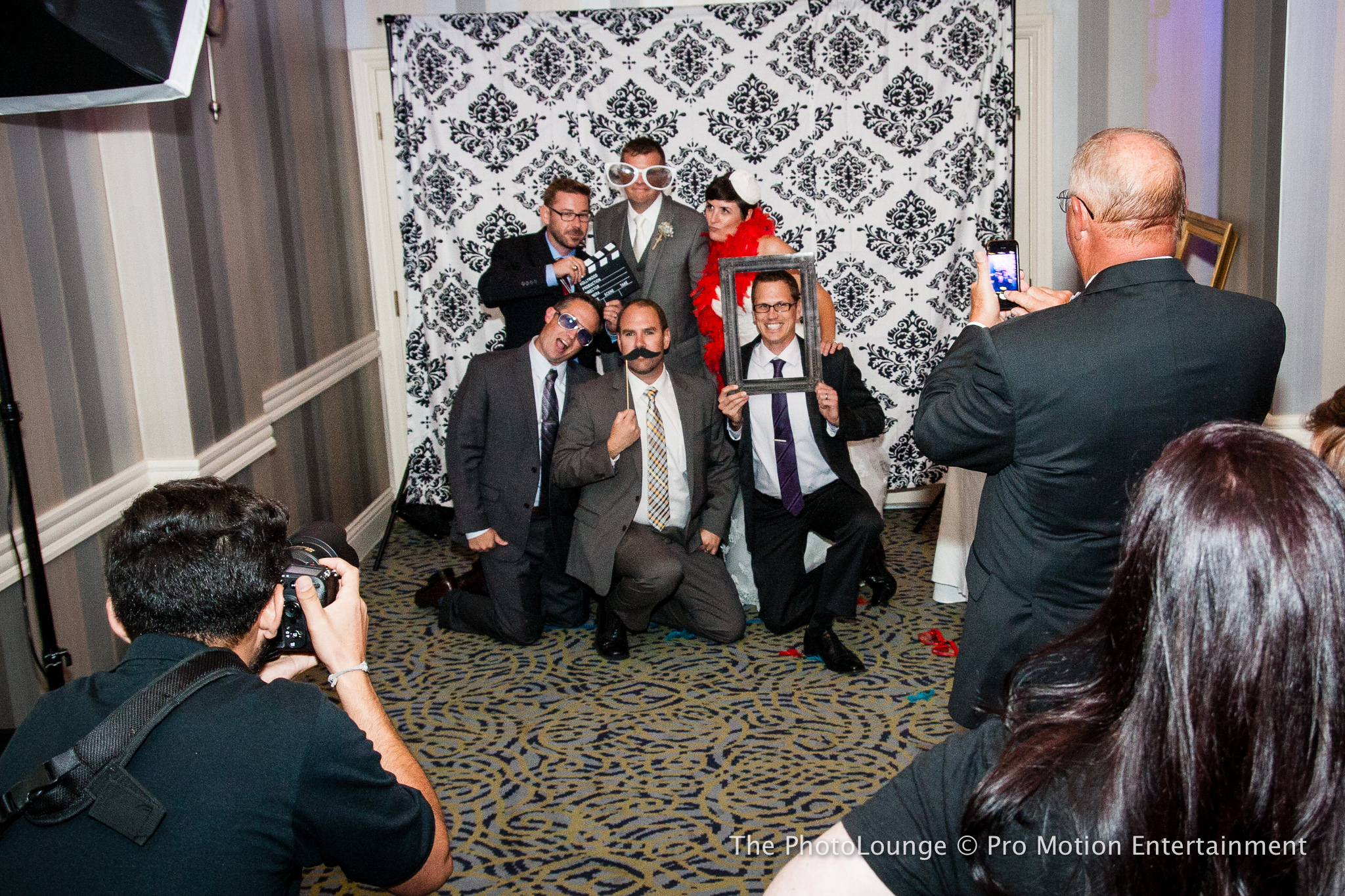 Hilton-Wedding-DJ-Lighting-Photobooth