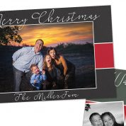 Miller Family Christmas Greeting Card 2016