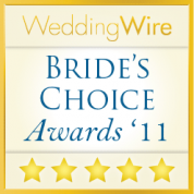 Wedding Wire Bride's Choice Awards 2011