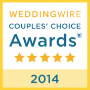 Wedding Wire Couple's Choice Awards 2014