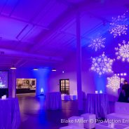 JULEP Venue Lighting & Audio Visual AV Holiday Party