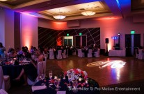 Justin & Jen's The Dana at Mission Bay Wedding
